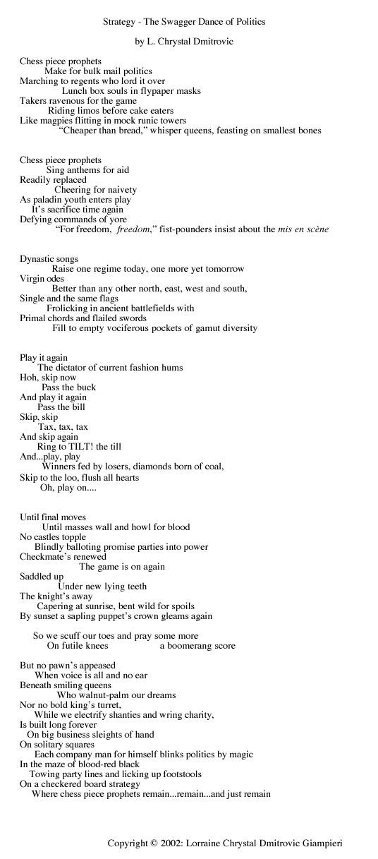 The Empress Newsletter - Summer/Fall 2004